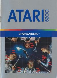 Star Raiders - Manual